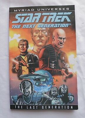 Star Trek The Next Generation: The Last Generation / Myriad Universes
