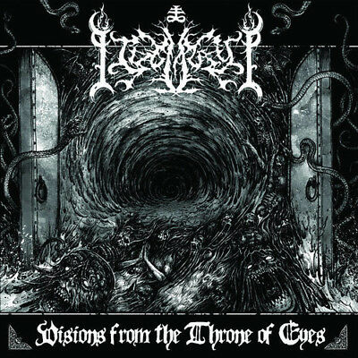 Visions From The Throne Of Eyes - Idolatry (2017, CD NIEUW) Explicit Version