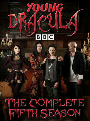 Young Dracula: The Bbc Series - The Complete Fifth (2017, DVD NIEUW)2 DISC SET