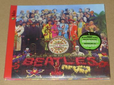 Sgt. Pepper's Lonely Hearts Club Band [Digipak] by The Beatles (CD, Sep-2009)