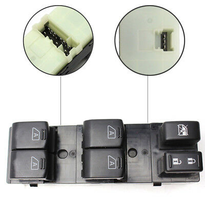 Master Power Window Switch for Infiniti 2011 2012 G25 25401-JK40D 25401-JK42E