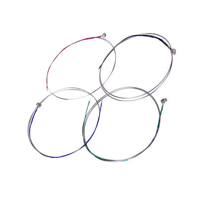 1 Set Violin Replacement String G-D-A-E for 3/4 4/4 Violin Fiddle Accessory