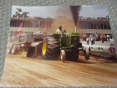 photo #2 original vintage tractor pulling coleman wheatley delaware ether eater