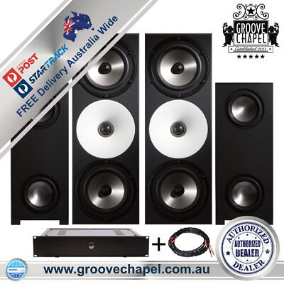 Amphion Two15 & Base25 Premium Studio Monitor Package - SAVE $2000 by Redemption