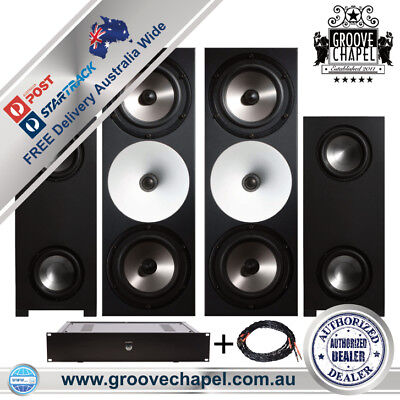 Amphion Two18 & Base25 Premium Studio Monitor Package - SAVE $2000 by Redemption