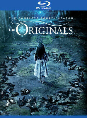 Originals: The Complete Fourth Season (2017, Blu-ray NIEUW)3 DISC SET