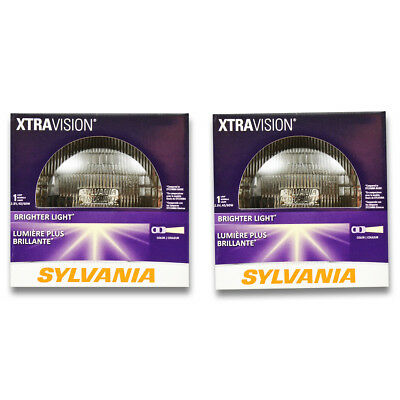 Sylvania XtraVision High Beam Low Beam Headlight Bulb for Volkswagen lm