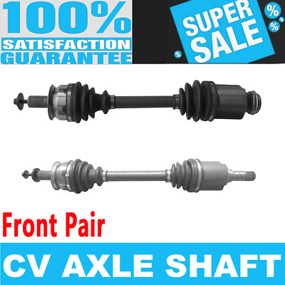 Inner /& Outer CV Axle Boot Kit For Mazda 626 MX-6 with 2.0L Manual Tra 1993-2002