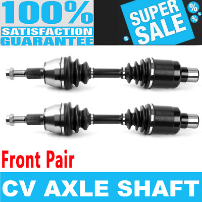 NEW REAR DRIVE Shaft Replacement CV Joint Kit (Rear Position