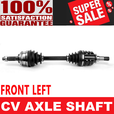 Front 2x CV Axle Assembly for CAMRY COROLLA RAV4 AWD L4 2.0L 1998cc 122cid