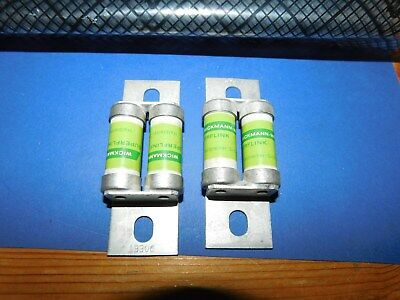 2 Pcs Fuse Link 90EET 90A/660V Superflink, Unused Stock