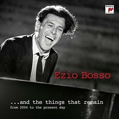 & The Things That Remain - Ezio Bosso (2017, Vinyl NIEUW)3 DISC SET