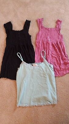 Summer Maternity Clothes, size med, Lot of 8 pcs
