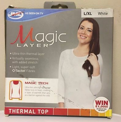 JML Magic Layer UltraThin Thermal Vest Fast Drying Stretchable VARIOUS COLOURS