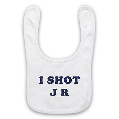 Father Ted I Shot Jr Irish Comedy Tv Show As Worn By Baby Bib Cute Baby Gift