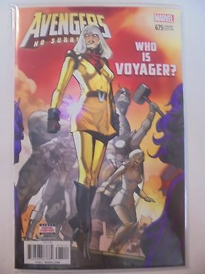 The Avengers #675 (No Surrender) 2nd Printing Variant Marvel NM Comics Book