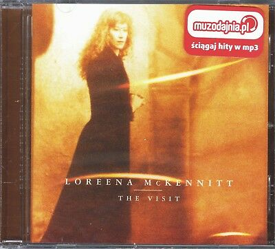 Loreena McKennitt - The Visit [Remastered] cd new