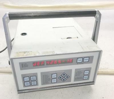 MetOne Laser Particle Counter A2400, A2400-1-115V-1 P/N: 2083226-01