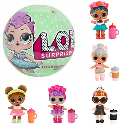 LOL Surprise BIG Sisters Doll Lil Outrageous Littles Tots Series 2 GENUINE RARE!