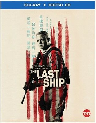 Last Ship: The Complete Third Season (2017, Blu-ray NIEUW)2 DISC SET