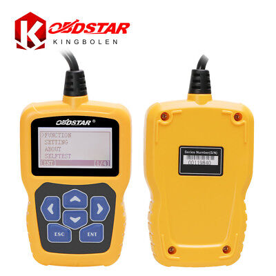 OBDSTAR J-C Calculating Pin Code Reader IMMO Programmer Master Immobilizer Tool
