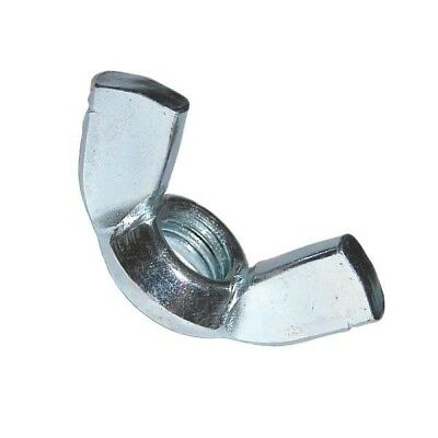M3, M4, M5, M6, M8, M10, M12 Nuts Mild Steel Bright zinc Plated Din 315