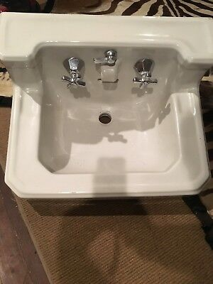Old Vintage Art Deco SINK
