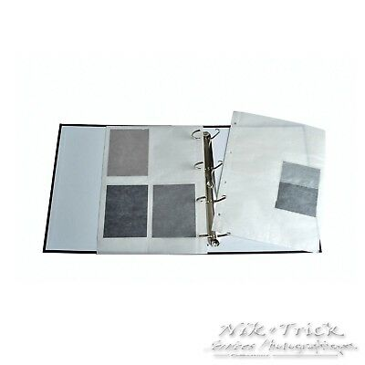 Negative Glassine Storage Sleeves 5x4 Sheet Films ~ Great Product, Great Price