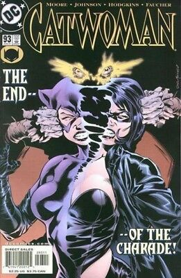 Catwoman (1993) #  93 (8.0-VF)