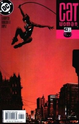 Catwoman (2002) #  43 (9.0-NM)