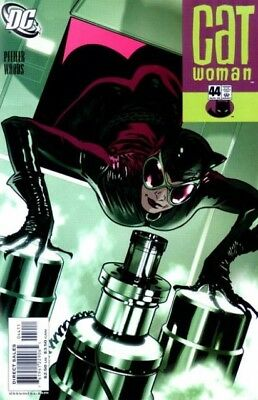 Catwoman (2002) #  44 (8.0-VF)