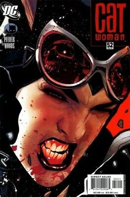 Catwoman (2002) #  52 (8.0-VF)