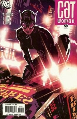 Catwoman (2002) #  59 (8.0-VF)