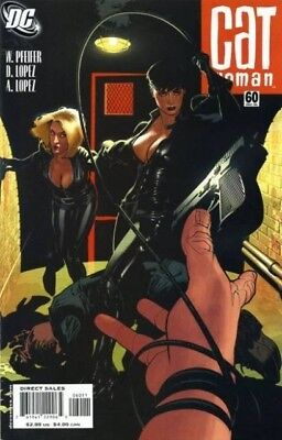 Catwoman (2002) #  60 (8.0-VF)