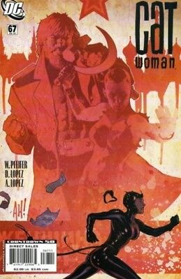 Catwoman (2002) #  67 (8.0-VF)
