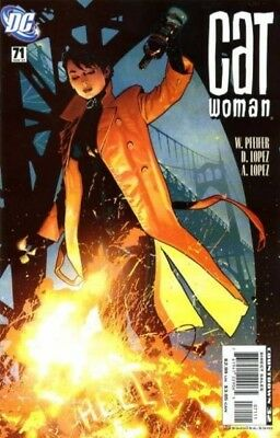 Catwoman (2002) #  71 (8.0-VF)