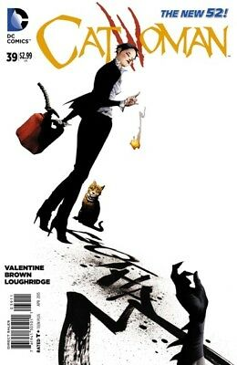Catwoman (2011) #  39 (9.0-NM)