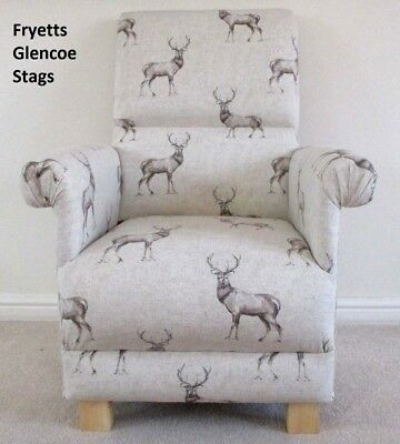 Baby Buy Cheap Prestigious Animals Alphabet Fabric Adult Chair Armchair Nursery Bedroom Tigers Sofas, Armchairs & Suites