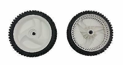 NEW Craftsman 532403111 Mower Front Drive Wheels Pack of 2 FREE SHIPPING