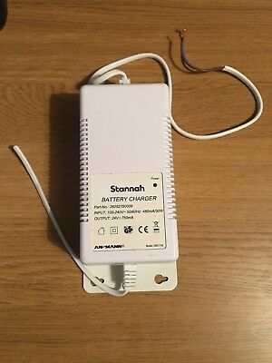 Battery Charger/ Power Supply for Stannah 260 Stairlift - 26092780009