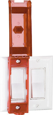 Master Lock 496B Lockout Tagout Device Universal Wall Switch Cover