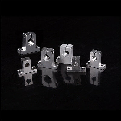 SK8-20 Bearing Linear Rail Shaft Support XYZ Table CNC Router Pop ZY