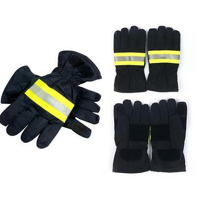 Fire Protective Gloves Anti-fire Fire Proof WaterProof Heat-Proof Gloves Pro