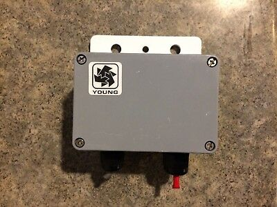Nice Fast Ship RM YOUNG wind monitor Sensor Interface Model 05603c 05103/05106