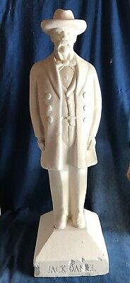 "Vintage 1978 Jack Daniel's Whisky Liquor Store Figure Counter Display 32"" Foam"