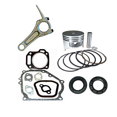 New Fits Honda Gx160 5 5 Hp Piston And Ring Connecting Rod