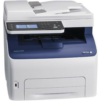 Xerox WorkCentre 6027/NI LED Multifunction Printer - Color