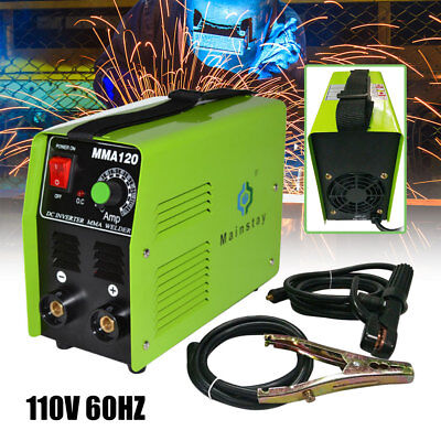 Handheld Mini MMA Electric 110V 20-120A Inverter Welding Machine Tool For Welder