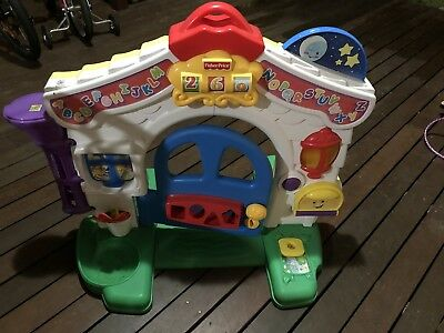 Fisher Price Laugh Learn Smart Stages Home Door