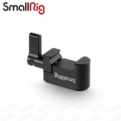 """SmallRig Nato Clamp Quick Release Clamp with1/4"""" 3/8"""" M2.5 Thread for Cold Shoe"""